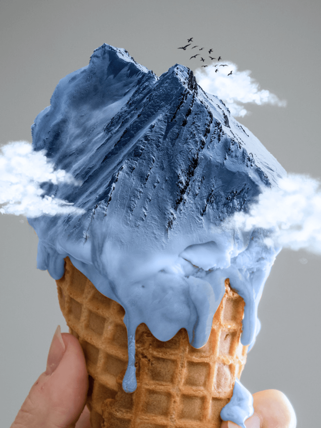 Blue Mountain Ice Cream