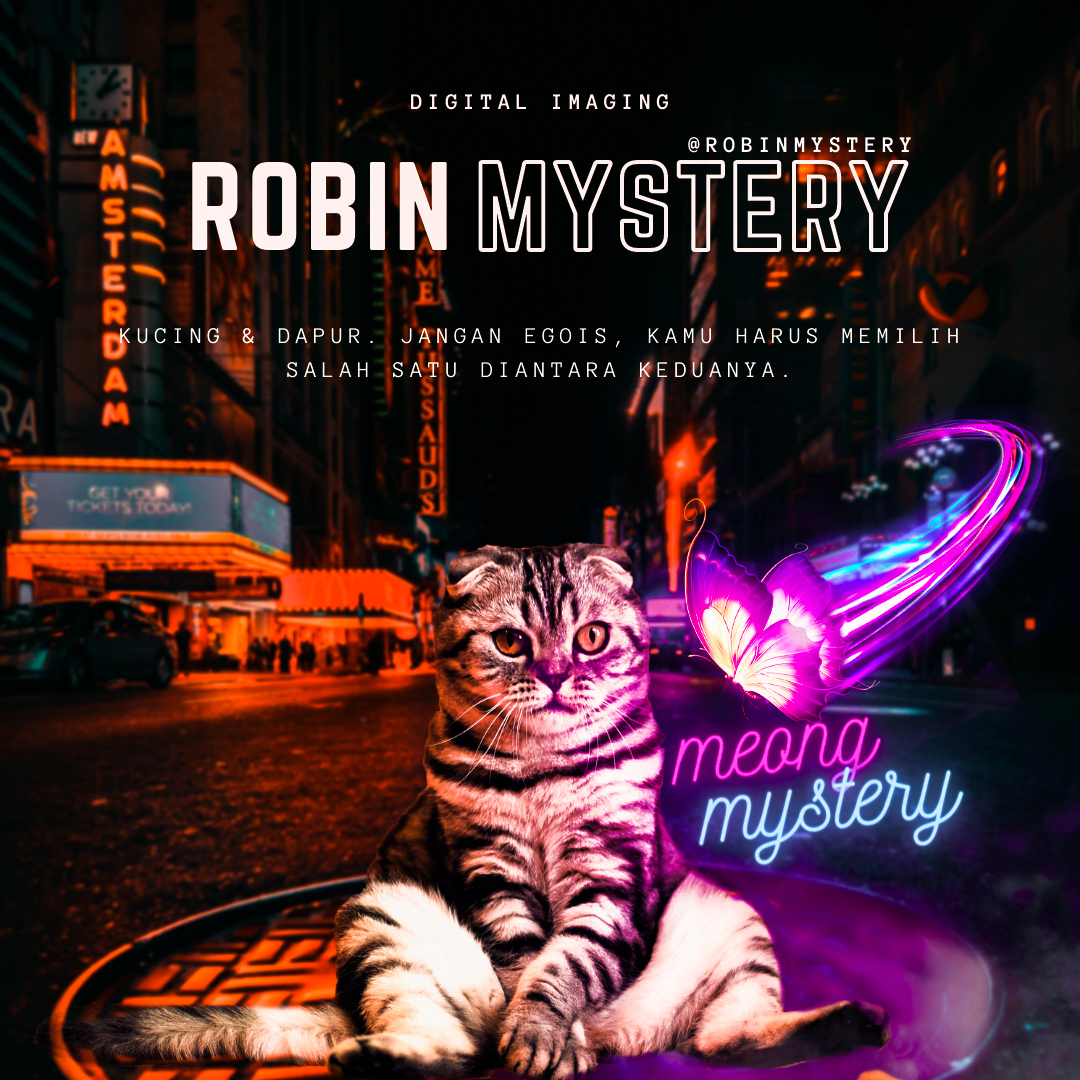 Meong-Mistery