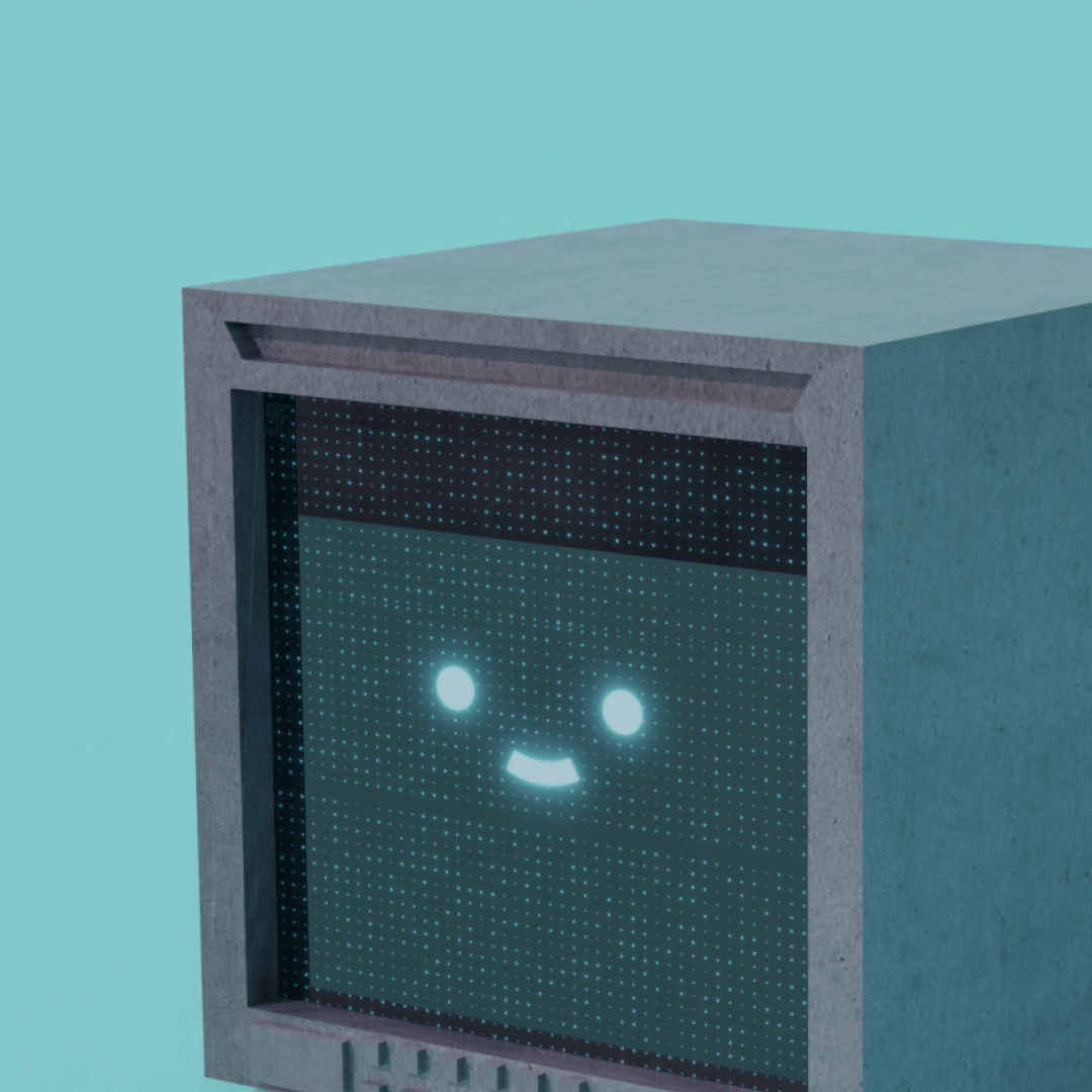 Smile Robot TV